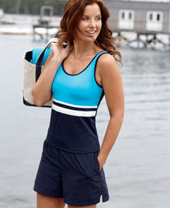 Swim Jogger. The perfect combination of all-day comfort and coverage.
