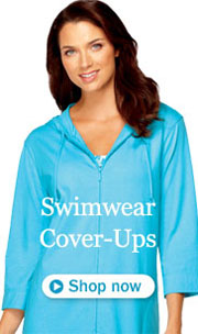 Women's Swimwear Cover-Ups.