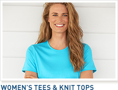 Women's Tees & Knit Tops