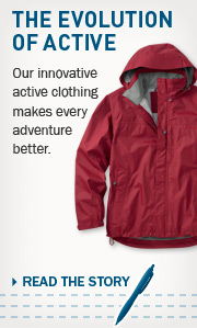 The Evolution of Active. Our innovative active clothing makes every adventure better.