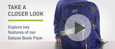Watch the video about our Deluxe Book Pack