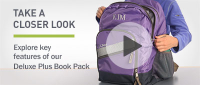 Watch the video about our Deluxe Plus Book Pack