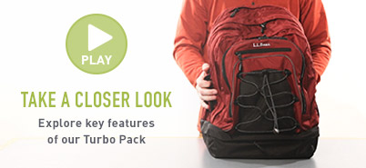 TAKE A CLOSER LOOK. Explore key features of our Turbo Pack