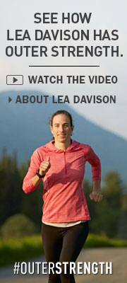 See how Lea Davison has outer strength.