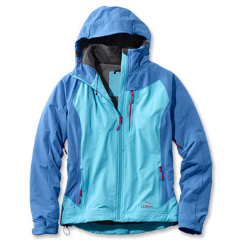 Alpha Air Jacket with breathable Polartec Alpha Insulation.