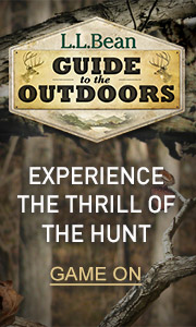 Experience the thrill of the hunt.