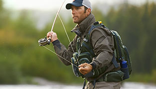 Outdoor Discovery Schools Fly Fishing Courses.