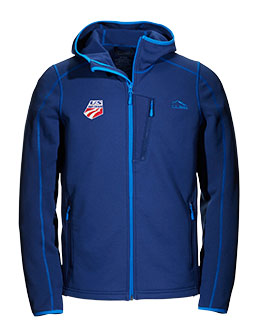 BEAN'S PROSTRETCH FLEECE JACKET. Performance fleece that protects against the elements.