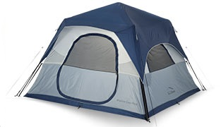 Bigelow Easy-Pitch Tent