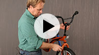 How to Assemble the Ridge Runner Bike. Our bike expert Chris takes you through every step.