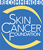 Recommended by The Skin Cancer Foundation as an effective UV protectant.