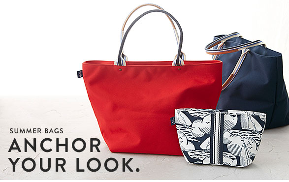 ANCHOR YOUR LOOK.