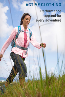 Performance apparel for every adventure
