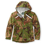 Boys' Trail Model Rain Jacket.