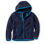 Boys' Trail Model Fleece Jacket.
