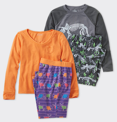 L.L.Bean Kids' Sleepwear.