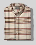 Plaid Signature Collection Men's button-down shirt.