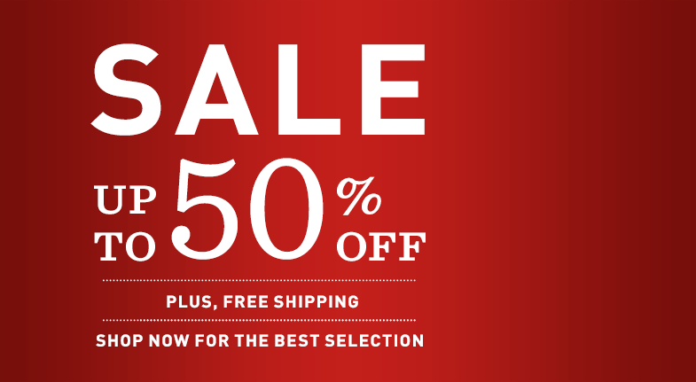 SALE: Up to 50% OFF. Plus, Free Shipping. Shop now for the best selection.