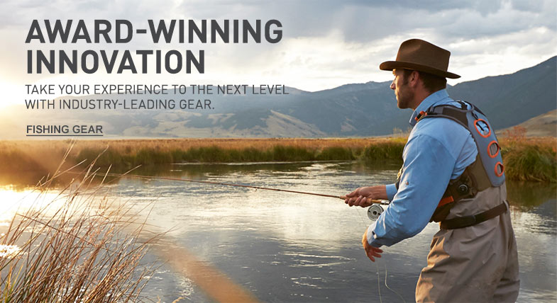 Award-Winning Innovation. Take your experience to the next level with industry-leading gear.