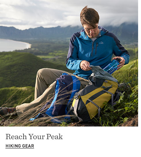 Reach your peak.