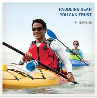 Paddling Gear You Can Trust
