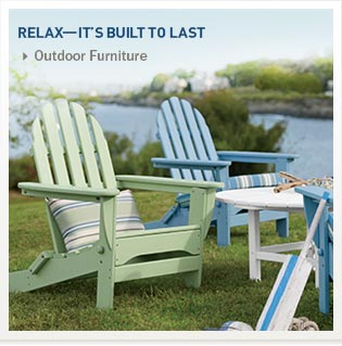 Relax — It's Built to Last