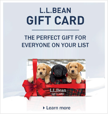 New shop holiday gifts gift cards blog outerwear videos l l bean visa