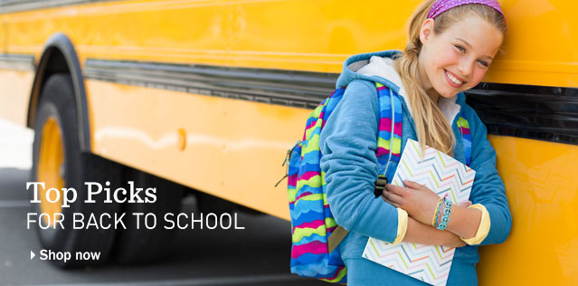 Shop now for school. School Essentials for kids from L.L.Bean.