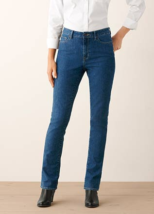 Jeans that fit and flatter
