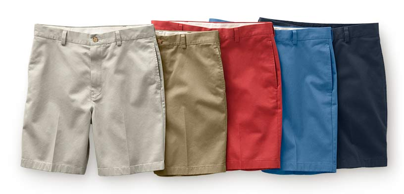 Shop Double L Chino Shorts at L.L.Bean. Won't shrink, stain or wrinkle.