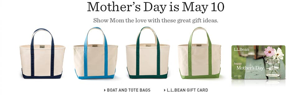 Mother's Day is May 10. Show Mom the love with these great gift ideas.