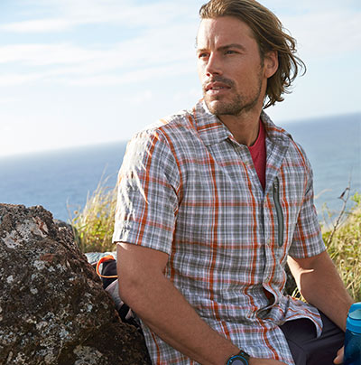 Shop Men's Active Clothing at LLBean.
