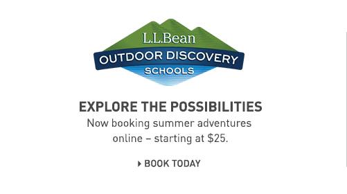 Join our experts for exciting courses, trips and tours at L.L.Bean's Outdoor Discovery Schools