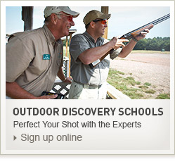 Outdoor Discovery Schools. Perfect Your Shot with the Experts.