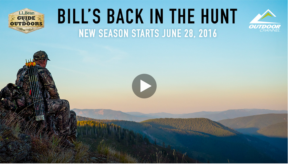 BILL'S BACK IN THE HUNT. New season starts June 28, 2016. Catch all the action – now on four times a week.