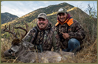 Sonora, Mexico proved to be an outstanding environment for Coues deer.