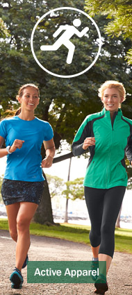 Get outfitted for your Maine vacation with L.L.Bean Active clothing that's built to last.