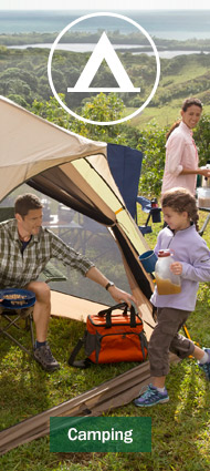 Get outfitted for your Maine vacation with L.L.Bean Camping gear and clothing that's built to last.