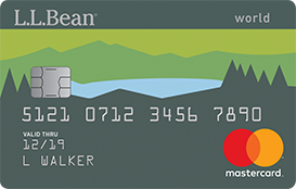 LLBean Credit Card