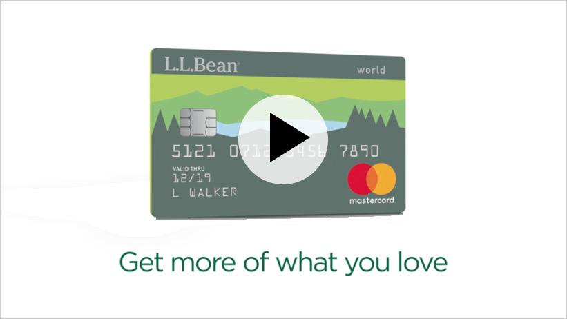 L L Bean Mastercard