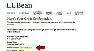 ll bean return form ll bean order form - Bare.bearsbackyard.co