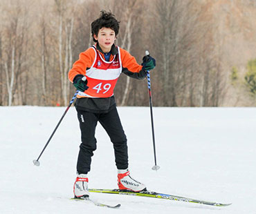 L.L.Bean is pleased to help fund the Bill Koch League, the largest youth cross-country ski program in the US.
