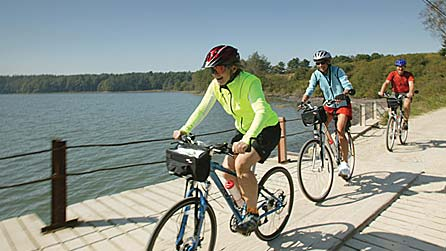 Outdoor Discovery Schools Bike Tours