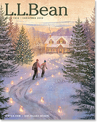 L L Bean Catalog Cover Survey
