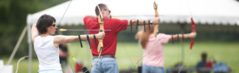 Archery at L.L.Bean