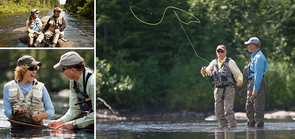L.L.Bean Outdoor Discovery School®: Fly Fishing