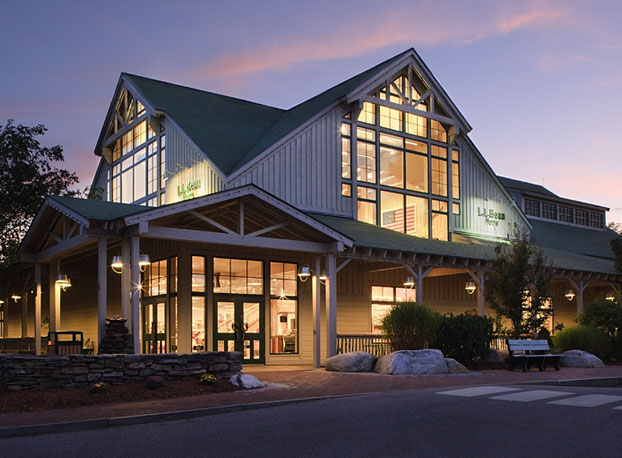 L.L.Bean Home Store, Freeport, ME