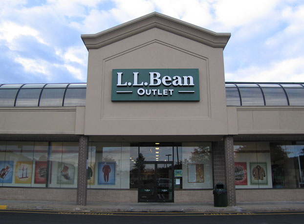 L.L.Bean Outlet, Orange, CT
