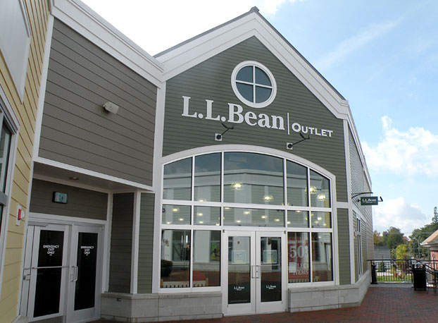 L.L.Bean Outlet, Freeport, ME