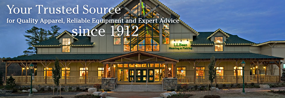 Your Trusted Source for Quality Apparel, Reliable Equipment and Expert Advice since 1912